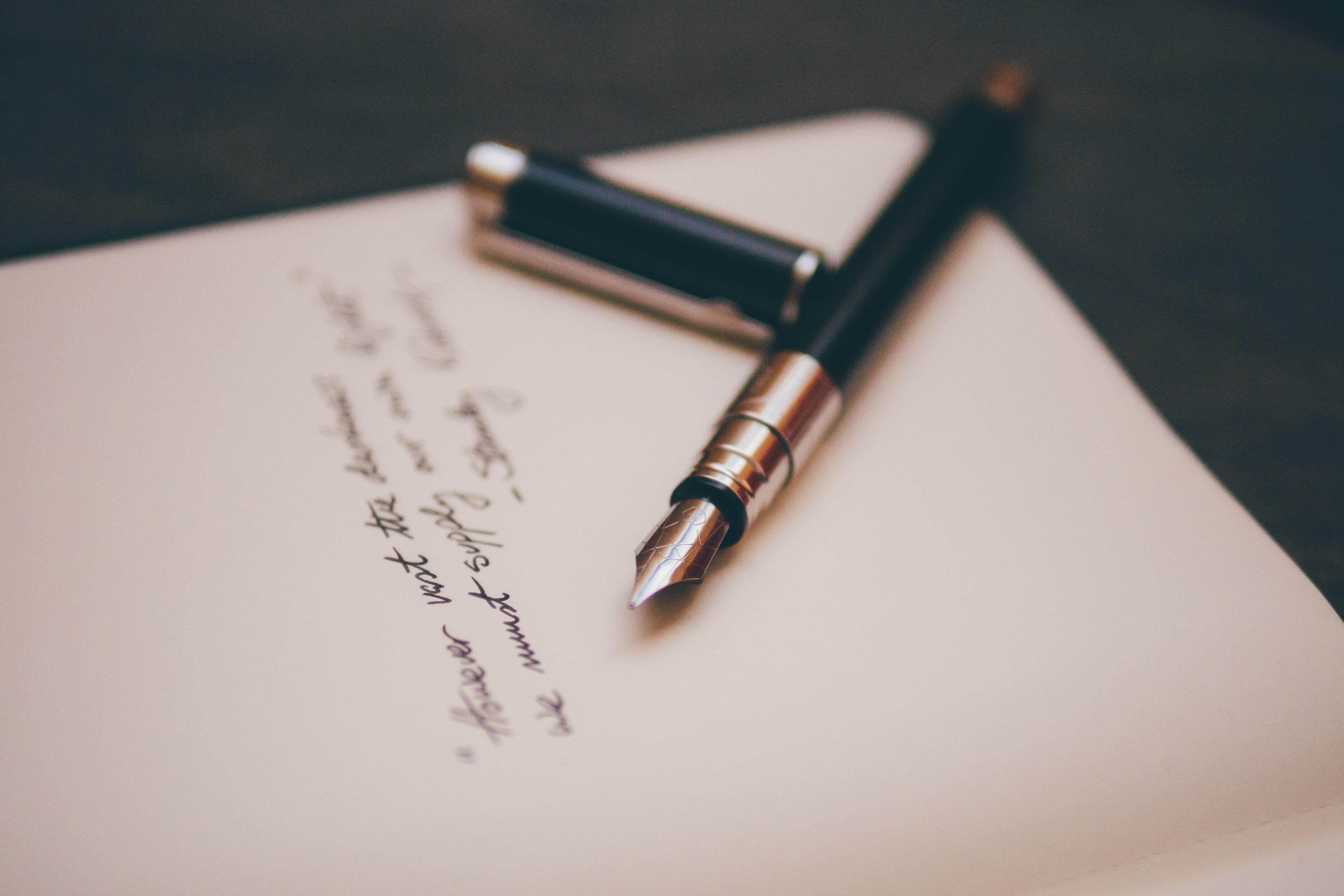 La mia lettera a Joseph. Gli ho raccontato la verità su di me. Meglio se la sai anche te.